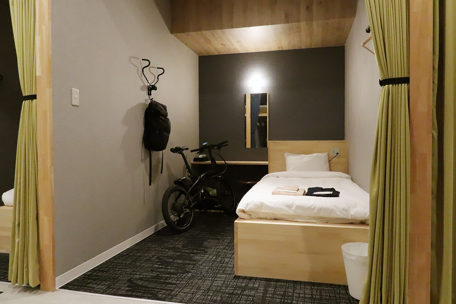 IKIDANE CYCLIST HOSTEL 個室シングル